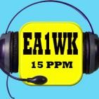 EA1WK 15ppm CW Podcast