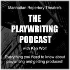 The playwriting podcast #32 - dec. 31, 2017