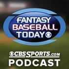 CBSSports.com Fantasy Baseball Today Podcast