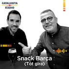 """L'""""Snack Barça"""" es prepara pel debut de Setién - 19/01/20"""