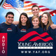 Ronald Reagan Speaks to YAF Students