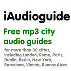 Free London audio guide, sample, city map and upda