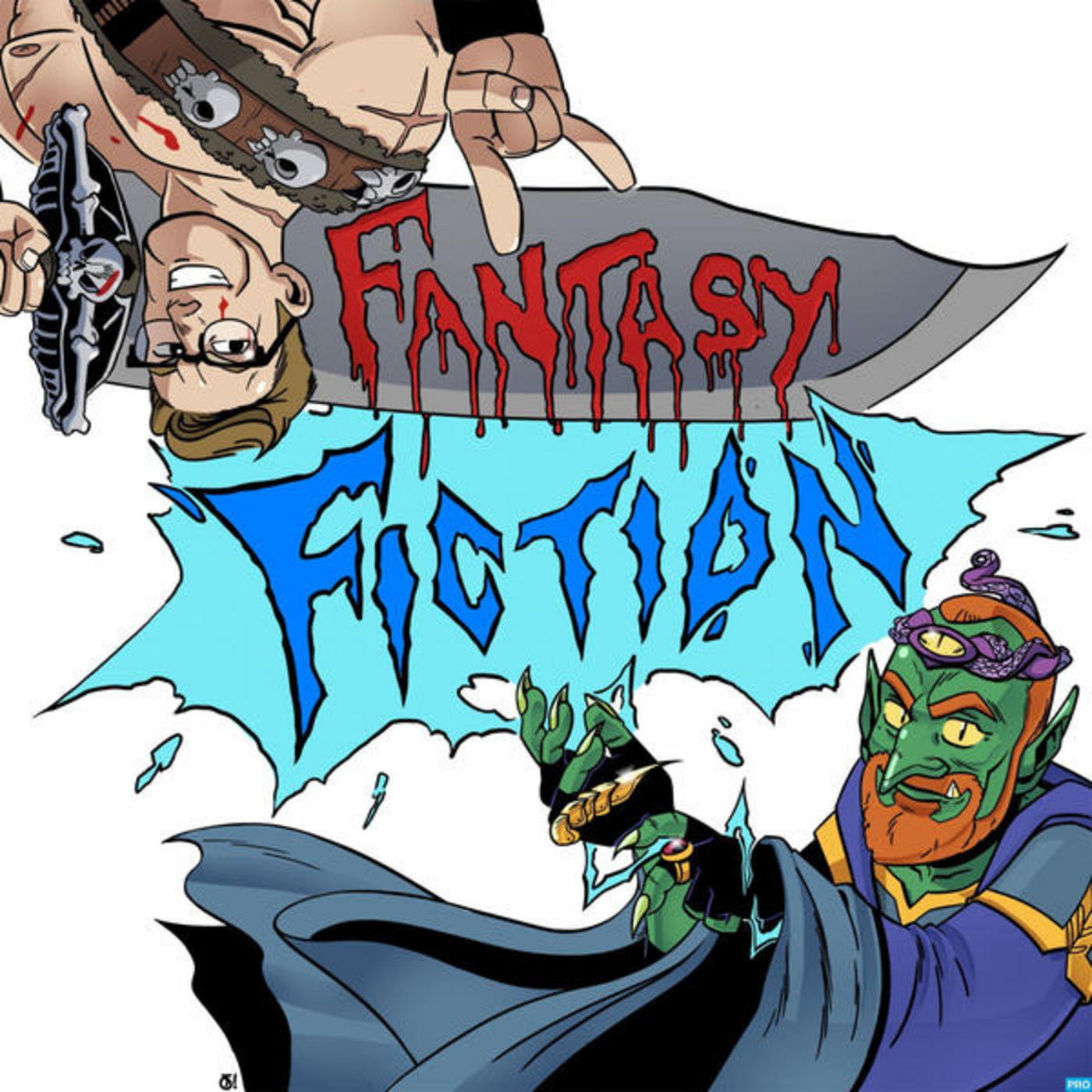 Fantasy Fiction 7: Rogues