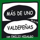 Más De Uno Valdepeñas - Julio 2021