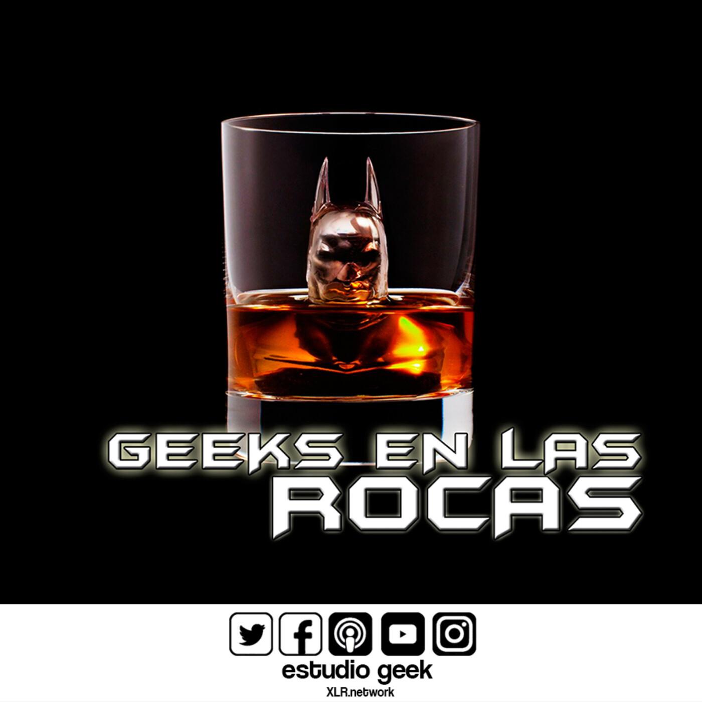 Geeks en las rocas 018 - Con un chingo de calor