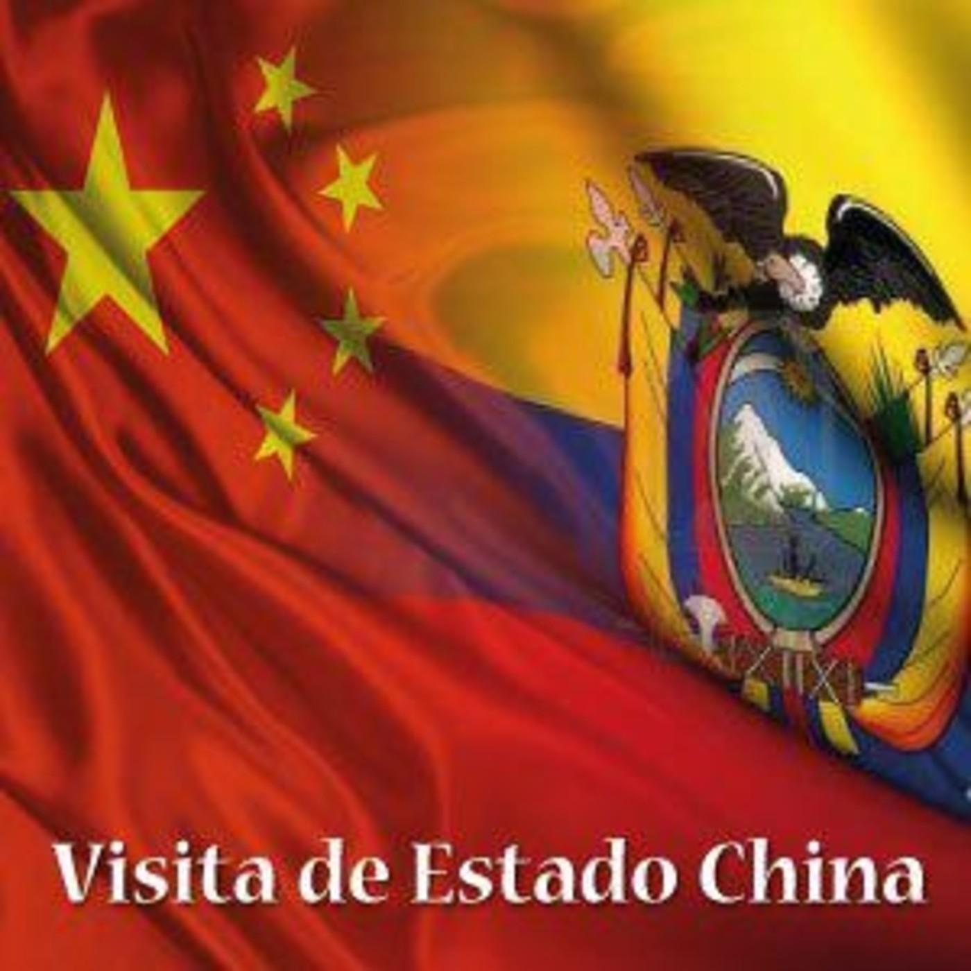 Visita de estado China