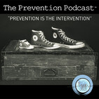 "Listen to our POWERFUL prevention podcast interview with ""Kiron"""