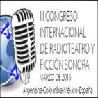 III Congreso Internacional de Radioteatro. 2015.
