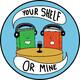Your Shelf or Mine LIVE! 11/18/19