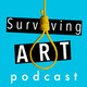 Chatting about art school and creativity with Lizzie Ried from Lizzie's Lines
