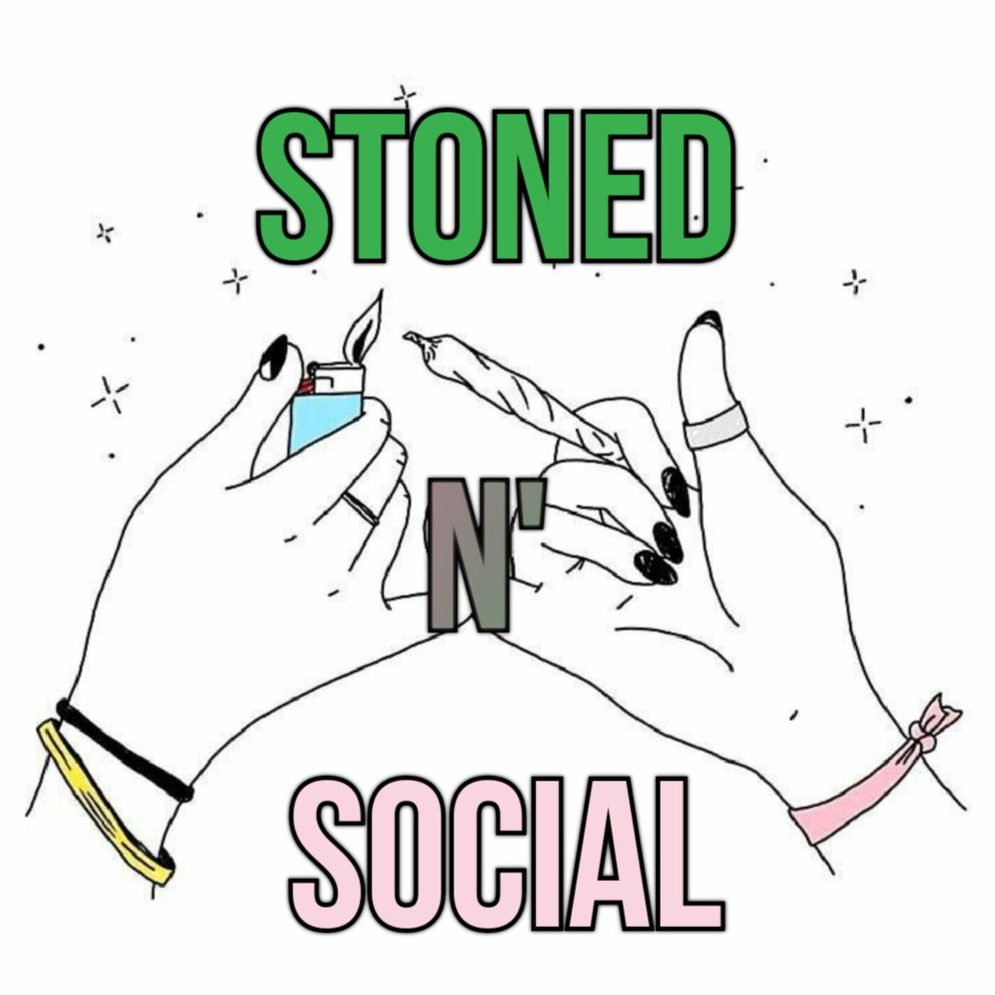 Stoned N' Social - Driving Off The Grid + Watermelon Jerky