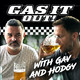 """Gas It Out - Episode 30 - Shane """"Shakey"""" Byrne"""