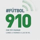Futbol 910 Con Toti PAsman por Am la Red