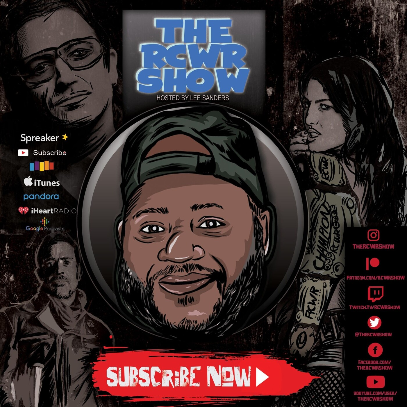 RAW, Bound For Glory & HIAC Preview A West Wing Special | The RCWR Show 10-19-2020