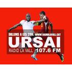 20171001 URSAI 1er programa URSAI de la temporada (Ràdio la Vall)