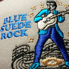 Stone Hill's Blue Suede Rock.   Keeping Rock &
