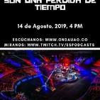 E-Spodcast - Simulaciones de otro nivel - 11 Noviembre 2019