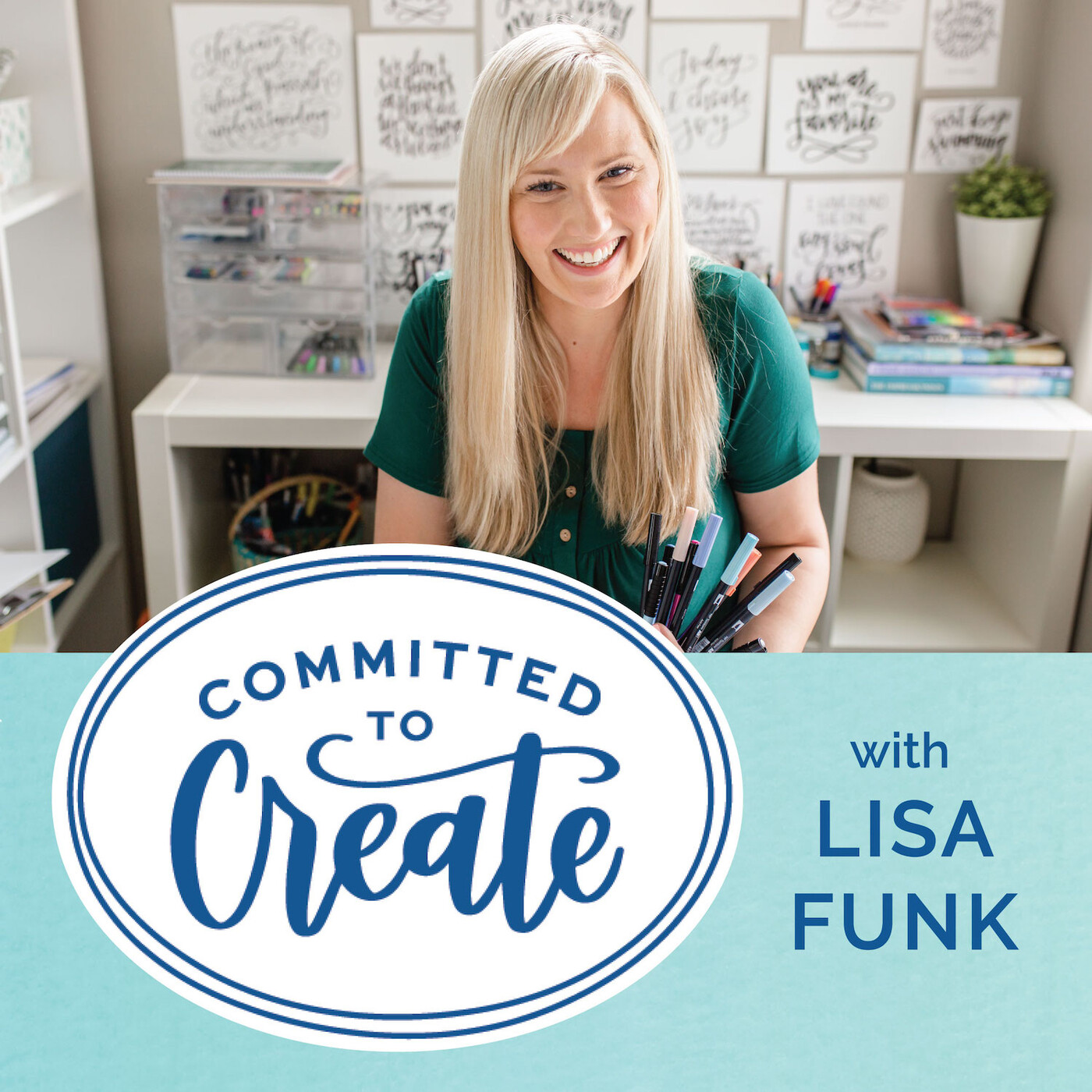 019: Setting Up Your Creative Space