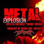 84º Programa metal explosión by Rafael Berisio (Italia)