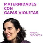 Maternidades con gafas violetas