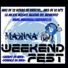 WeekendFEST Abril 2020