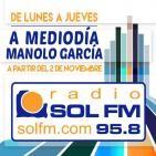 A Mediodía... ¡Manolo García!