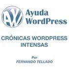 Crónicas WordPress intensas