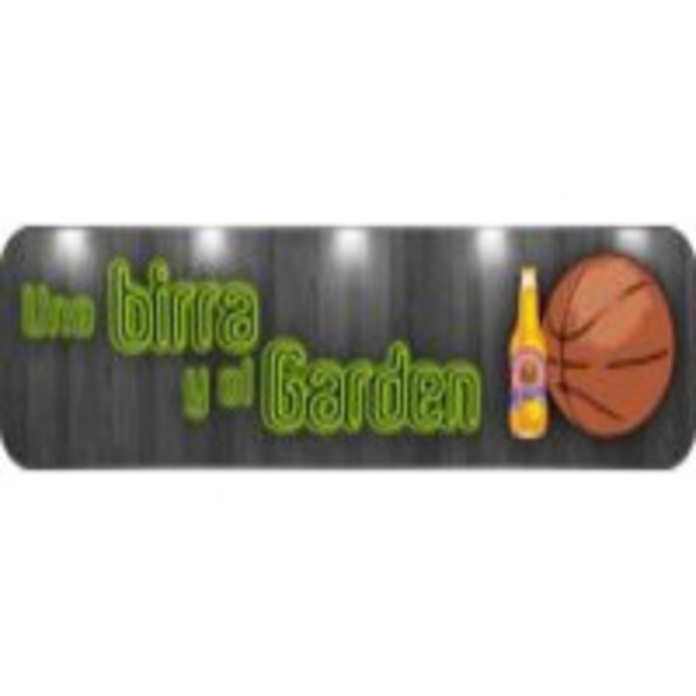 UNA BIRRA Y AL GARDEN - PROGRAMA Nº2 Temporada 2013-2014 (02-01-2013)