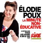 WC - La minute non-éducative d'Elodie Poux - 19 novembre 2019
