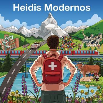 Suiza en camper con Wildkids