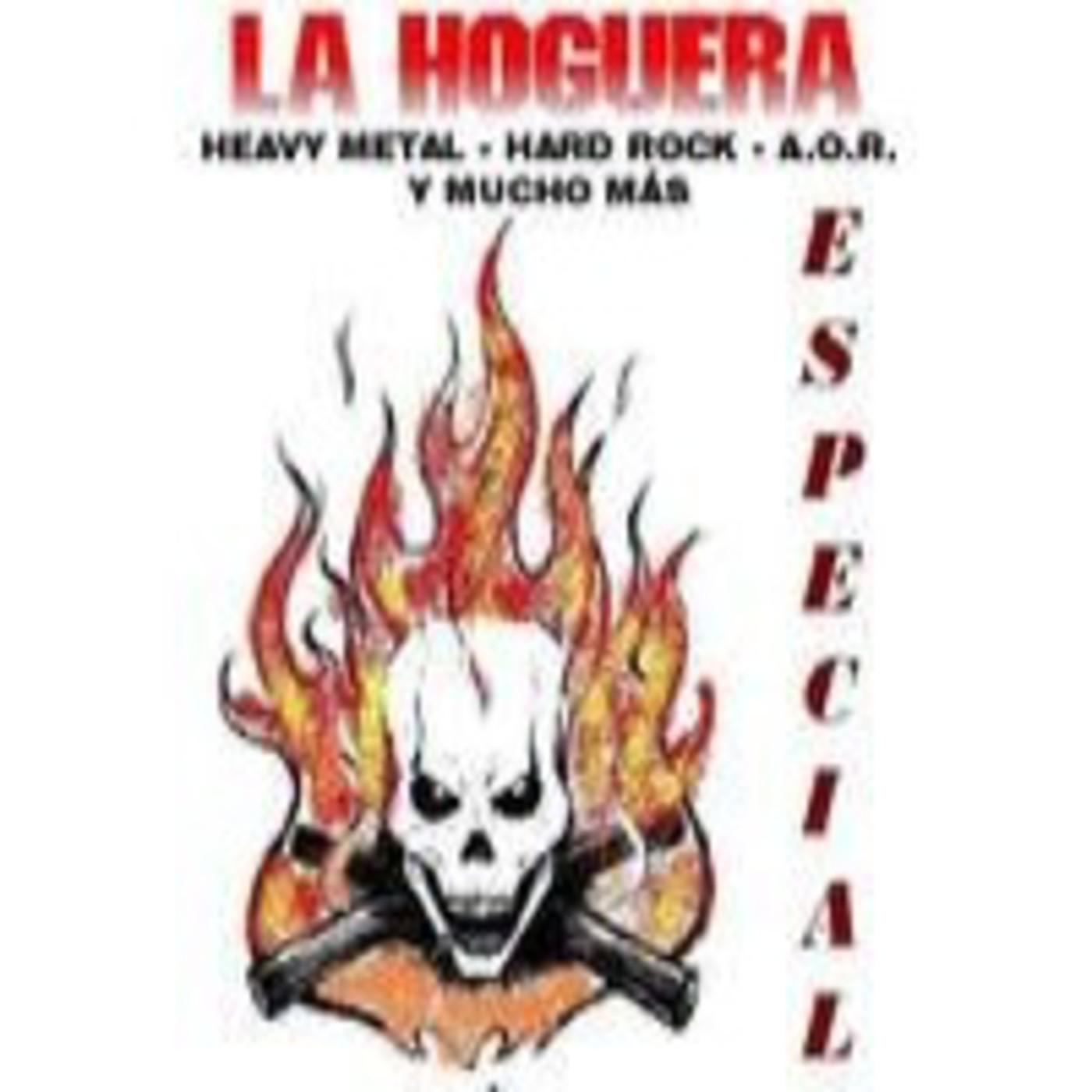 La hoguera, 02-01-2012, especial BALADAS de Rock Español, 2011