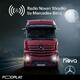 Radio Novan Yöradio by Mercedes Benz – NOLLAILTA, torstaina 24.9.