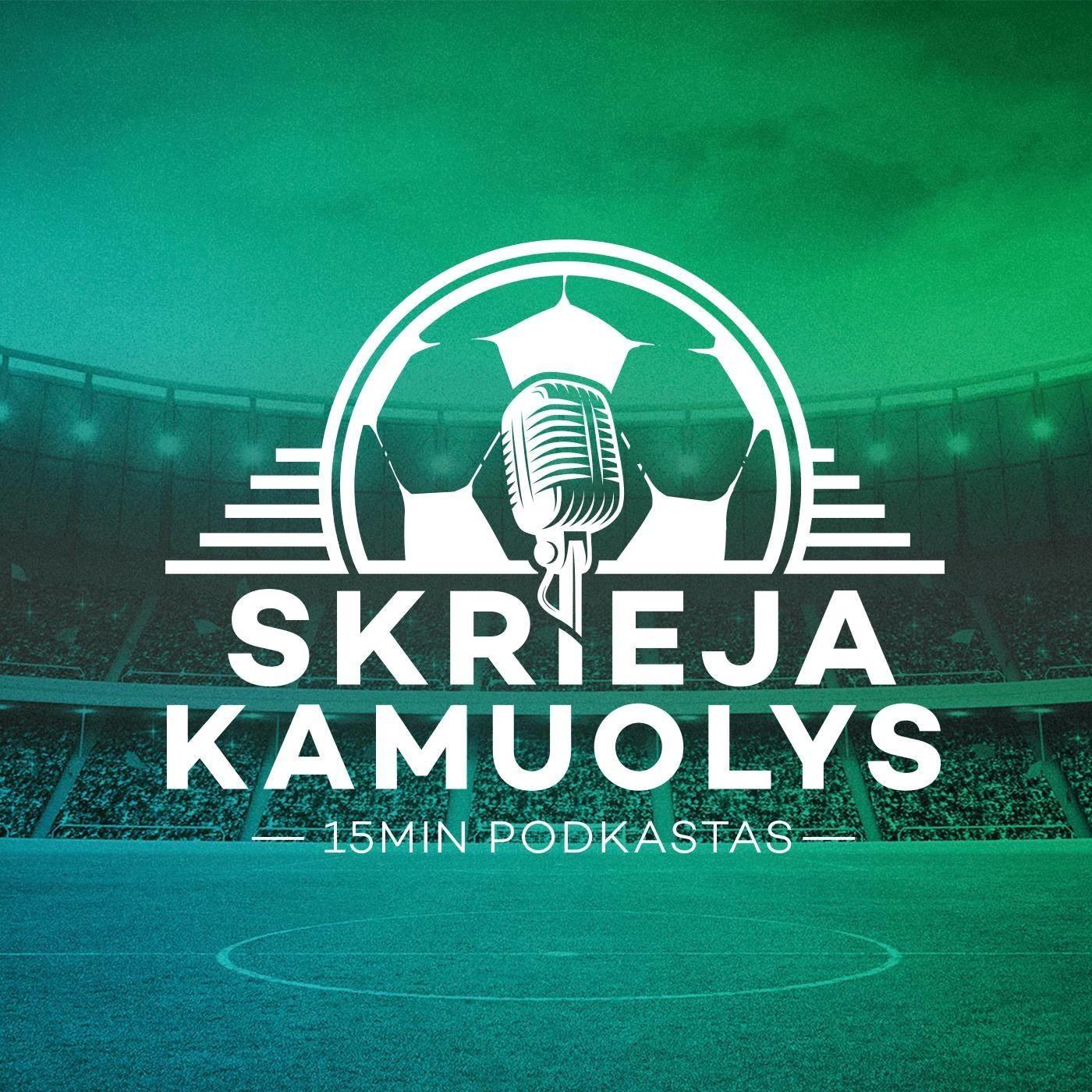 """""""Skrieja kamuolys""""  El Clásico b33d8e1226a15"""