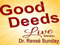 Shawn Martin Certified Life Coach, CEO of Rise Above Now on Good Deeds Radio