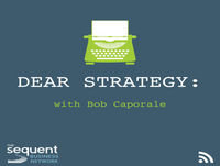 Dear Strategy: 024 Determining the Strategy of Your Competitor