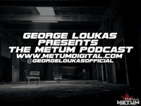 George Loukas Presents The METUM Podcast - SNOMAN Guest Mix