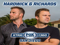 3.14.18 Hardwick and Richards 7 AM: Steve Wyche and Evan Washburn Join the Show!