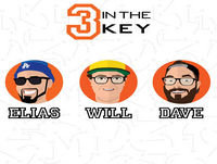 3 in the Key EP. 114: #SpitGate and TSN's Cabbie Richards