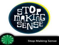 Stop Making Sense - SOAS Radio
