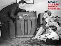 Classic Radio Theater for July 23, 2018 - Oh (Red) Canada....