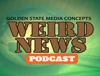 GSMC Weird News Podcast Episode 89: Sleepiness & Fire Truck Chase