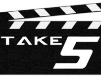 Take 5 Podcast: Episode 1 - The Pagemaster