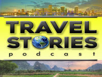 Travel Stories Podcast | Immersive, Inspiring & In