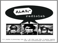 "a.c.m.e,-radiolab #85 ""bunker"""