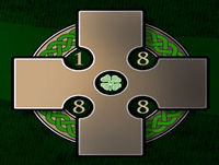 Steve Armstrong & David Alexander of Fansbet with A Celtic State of Mind