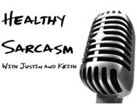 Healthy Sarcasm Ep06 - Dwelling in the Death of God: Confronting the Anxiety of Uncertainty within the Crucifixion