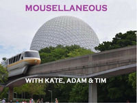 Episode #81- PG-13 Favorite Park Attraction Characters...
