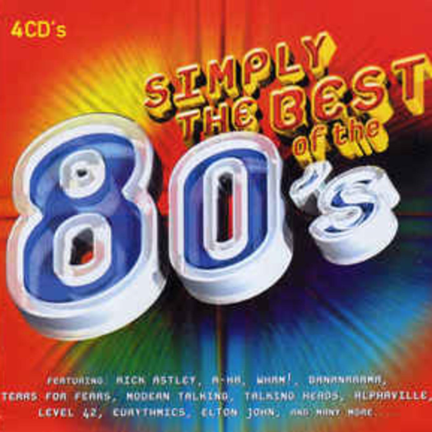 La mejor música de los 80's