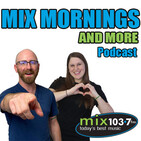 Mix Mornings and MORE - Jan 24 2020