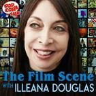 Author, Karen Hannsberry In Studio with Illeana Douglas - The Film Scene